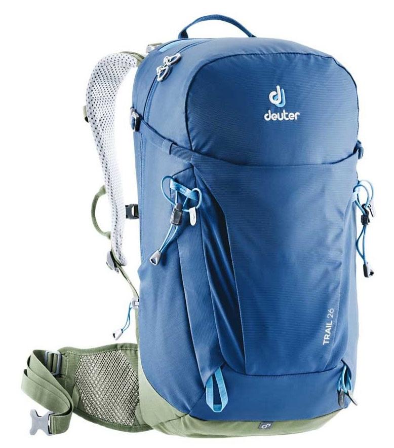 2063ce8e8 Summer Sale 2019. Deuter Womens Trail 26 Hiking Backpack, 26L Steel/Khaki