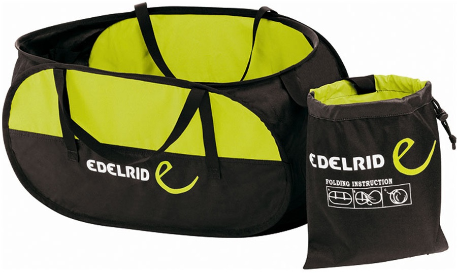 Edelrid Spring Bag Foldable Equipment Bag, 30L Night Oasis