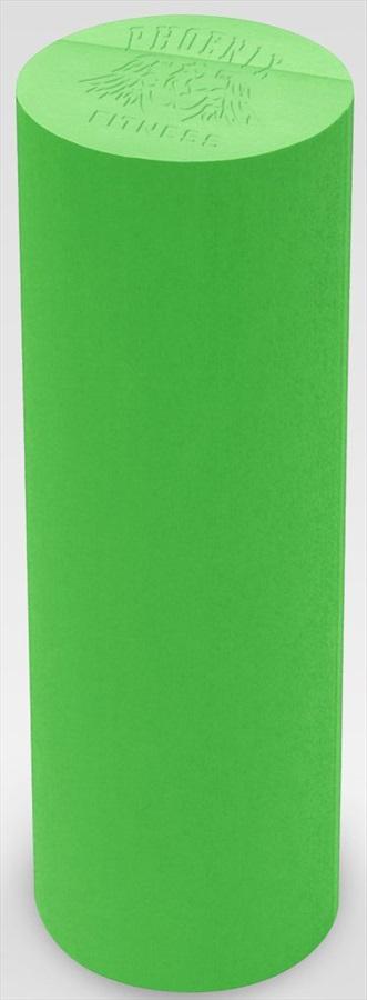 Phoenix Fitness High Density Foam Roller, 45cm Green