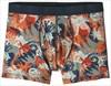 "Patagonia Mens Essential Boxer Briefs 3"" Underwear, XL Celadon Graphic"