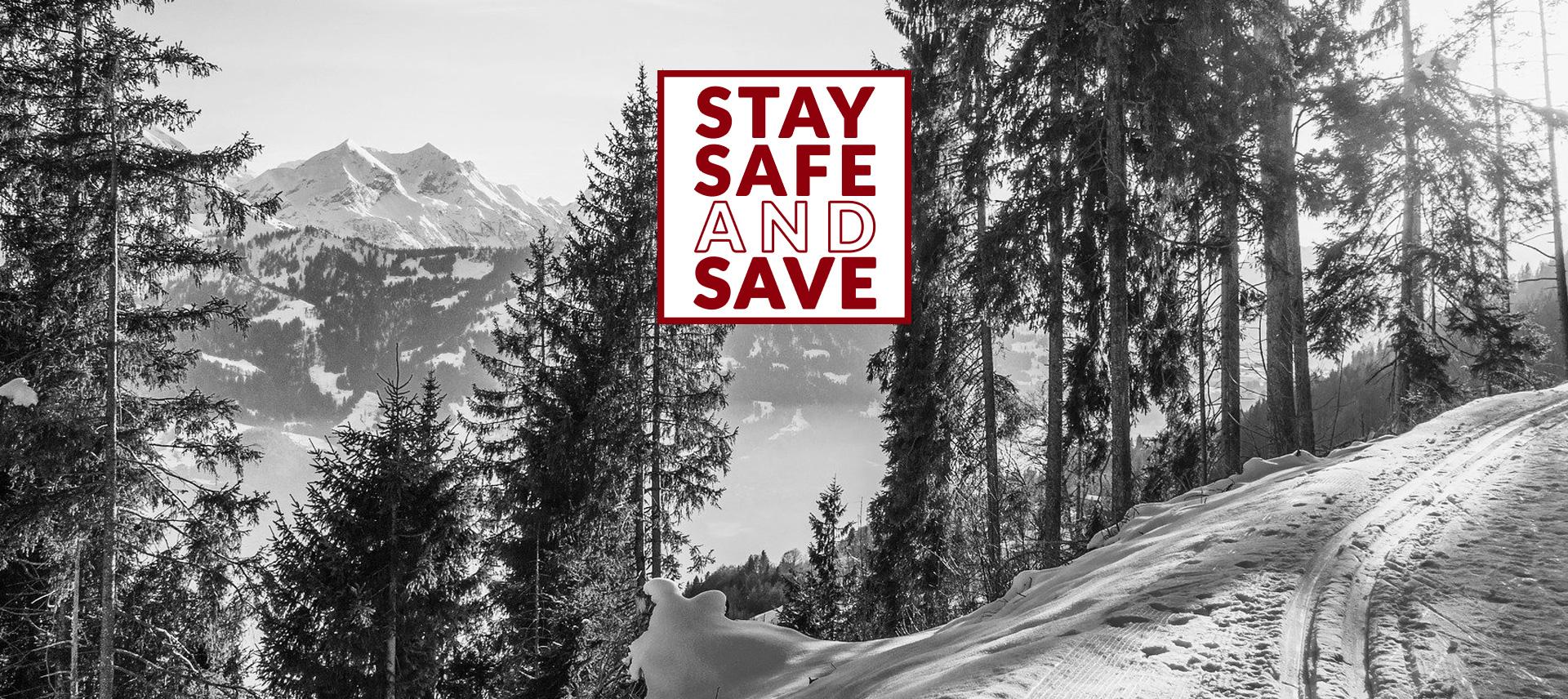 Stay Safe & Save Sale - You Shop, We Drop!